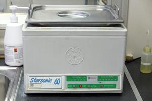 Nettoyeur à ultrasons, Stérilisation, Clinique de Bellevue