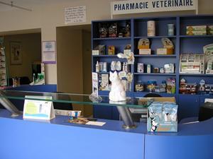 Pharmacie clinique vétérinaire de Les Angles