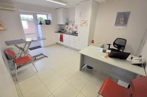 Salle de Consultations, Clinique Vétérinaire de Bellevue